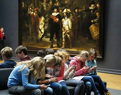 phones vs rembrandt